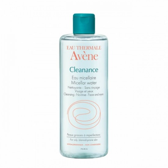 Cleanance Micellar water...